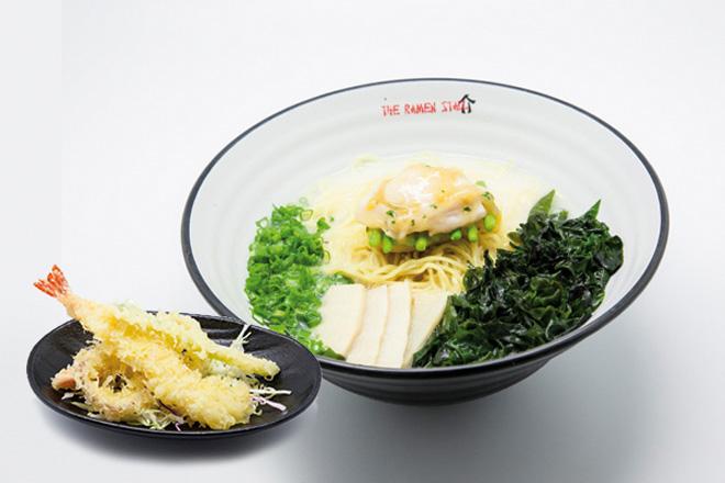 Abalone Seafood Ramen 鮑のシーフードラーメン(S$23.90)