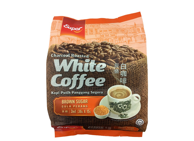 super white coffee