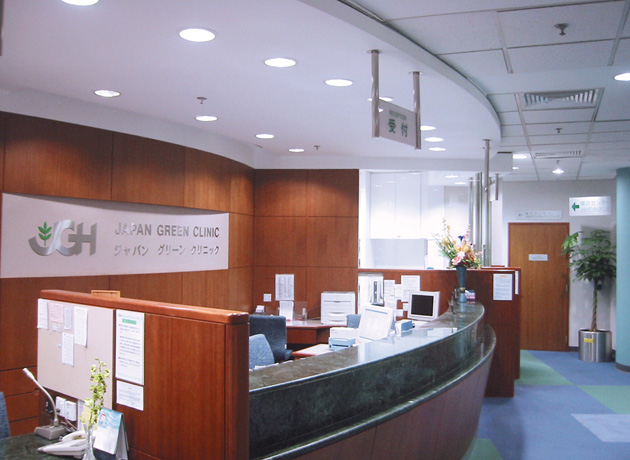 受付も看護師の問診もすべて日本人が対応