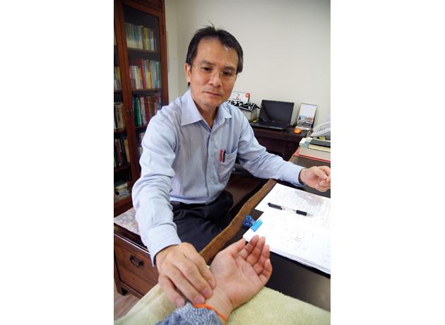 日本語での診療が可能で、じっくりと問診してくれる