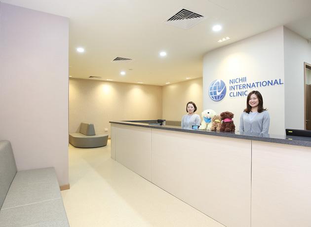 日本語で受診できる総合診療で、必要な医療をワンストップで提供