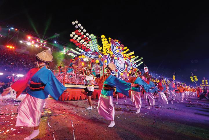 チンゲイパレード2016
