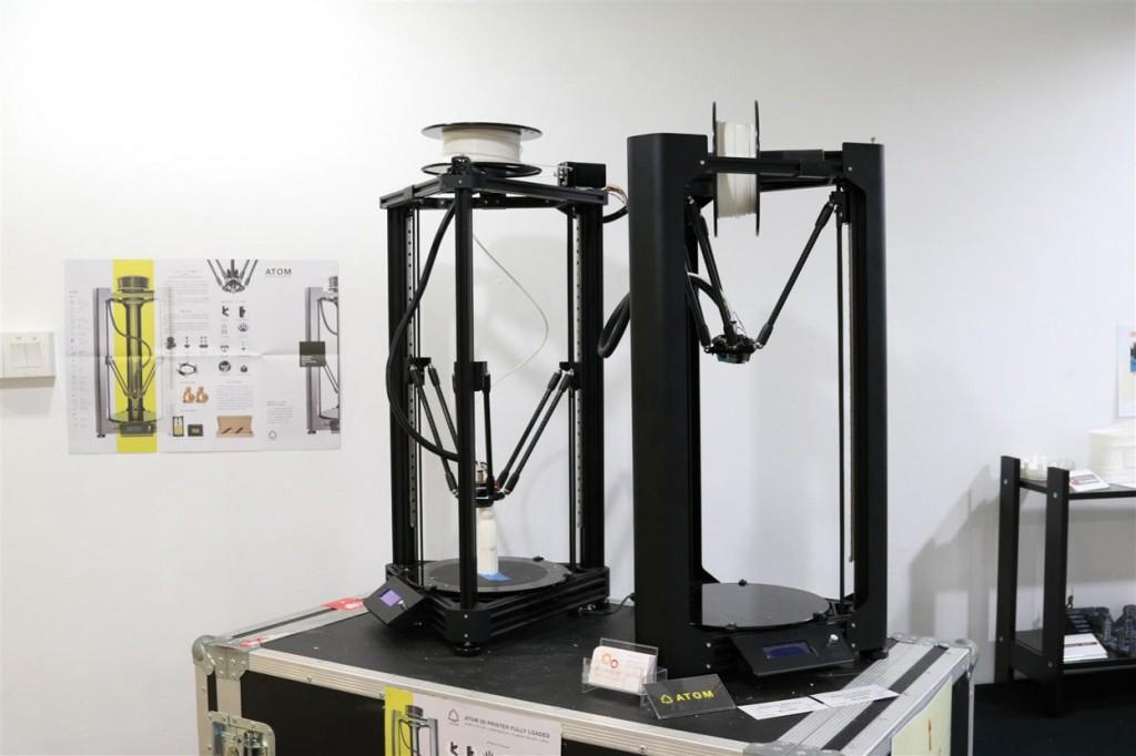 ATOM 3D Printers