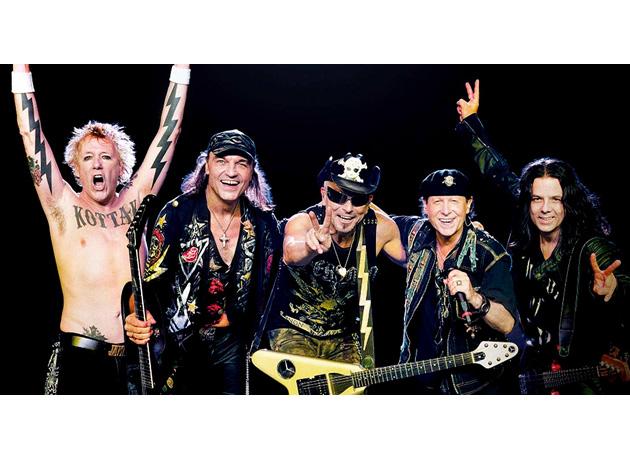 Scorpions-ingressos